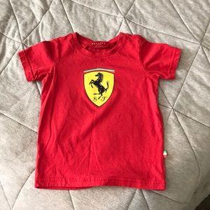 Ferrari T-shirt 2t